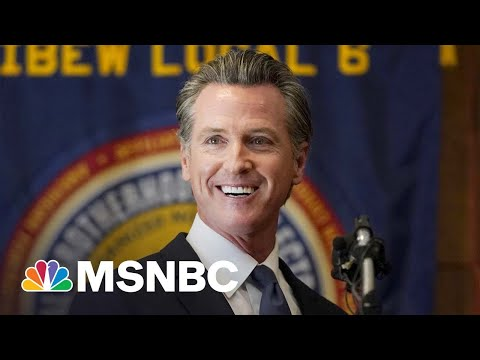 BREAKING: California Gov. Gavin Newsom Survives GOP-Led Recall Effort