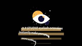 Eyelash Extensions in Vaughan | O.P.STUDIO