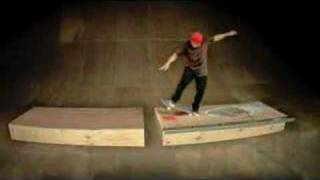 Daewon Song: Tony Hawk's Proving Ground Commercial
