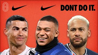 Why Nike Doesn't Want Neymar
