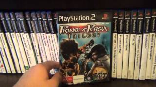 PS2 Collection Video: Thanks for 500 subs! You guys rock!