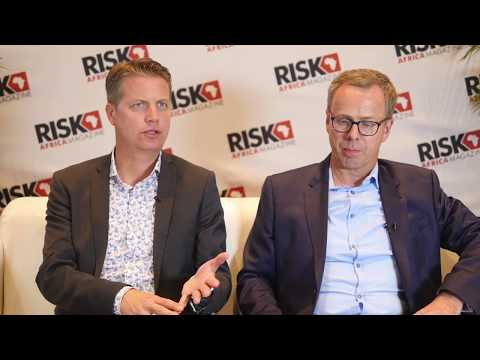 Insurance Conference 2017 | Hannover Re's MD, Thomas Barenthein and CEO, Achim Klennert