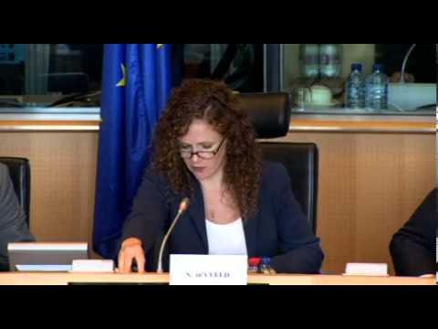 EU Parliament LIBE Inquiry on Electronic Mass Surveillance of EU Citizens