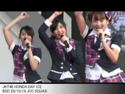 JKT48 SHOUJOTACHI YO (29/10/16) CHRISTI CAM VERSION