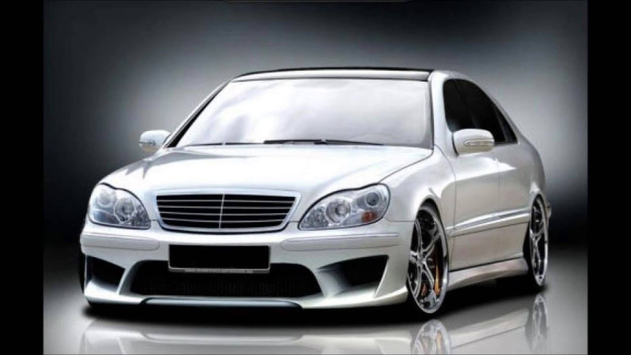 Mercedes S Class W220 Tuning Body Kit Youtube