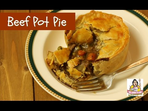 The BEST Beef Pot Pie ~ Instant Pot Pressure Cooker ~ Amy Le