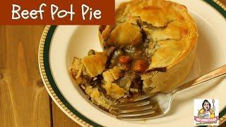 The BEST Beef Pot Pie  Instant Pot Pressure Cooker