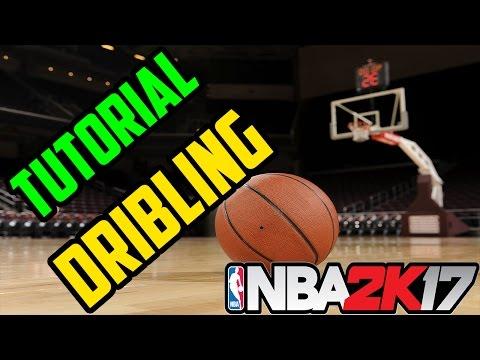 NBA 2K17 | Tutorial Dribling - Movimientos básicos y combos | Español