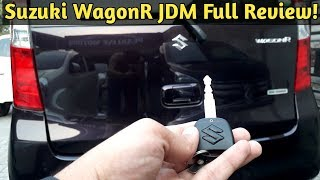 Suzuki WagonR 2014 JDM - Startup - Price Specs & Features - Why It Sells Too Much???