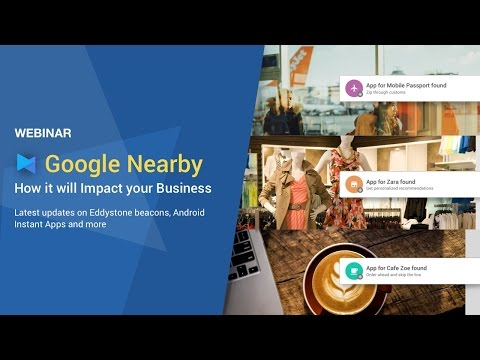 Google Nearby: How it will impact your Business