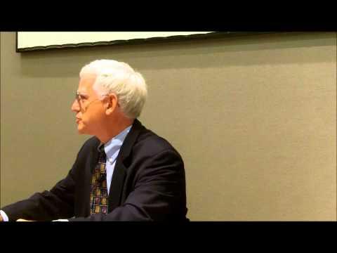 David Henderson at MTSU, September 12, 2012