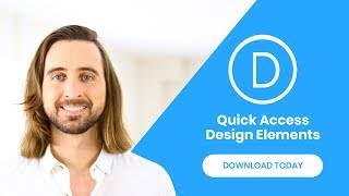 Divi Feature Update! Design Pages Even Faster Than Ever Before With Divi Quick Access