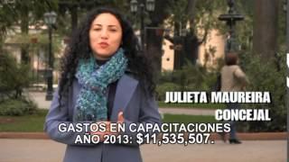 """Concejales de Curicó """"Los Care"""