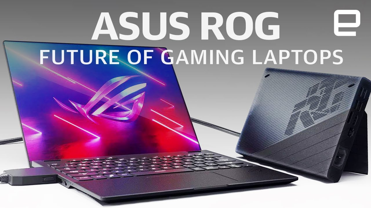 The Future of Gaming Laptops