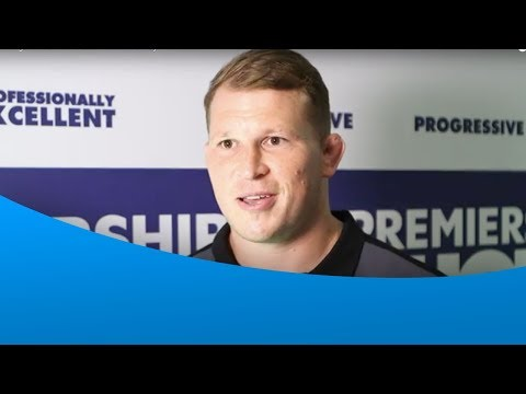 Dylan Hartley & Ben Youngs look ahead to East Midlands Derby