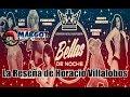 Bellas de Noche la Reseña de Horacio Villalobos