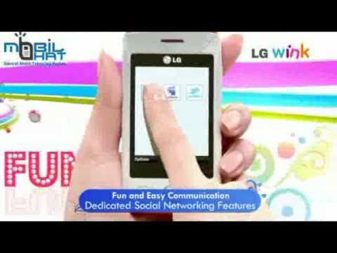 LG Wink Series - Mobilhat.com