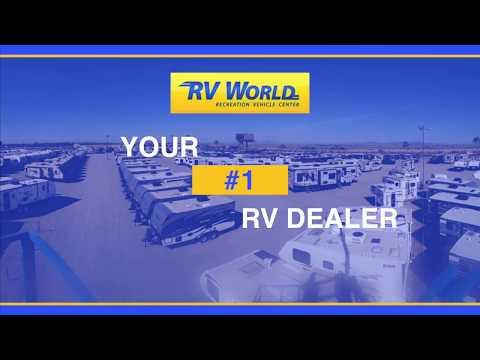 RV World Yuma - 2018 American Coach American Dream 45T