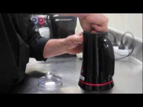 electrolux eloisa coffee machine