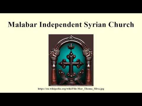 Malabar Independent Syrian Church