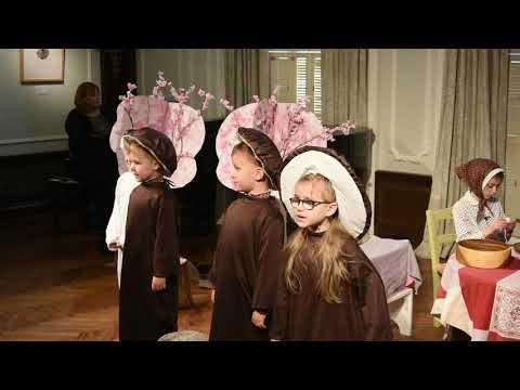 The Ukrainian Music Institute of America. Kolobok, A Musical Fairytale