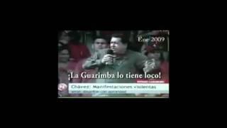2009/086 No. 8 LA GUARIMBA LO TIENE LOCO(Para aquellos que ADORAN la vía electoral, ahí tienen al propio sátrapa promoviéndola aupando a la oposición con el cuentico ese de que ya le ganamos un ..., 2010-04-11T18:02:25.000Z)