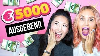 Wofür haben wir 5000 EURO ausgegeben?!! 😱 #NOHATE! 💶