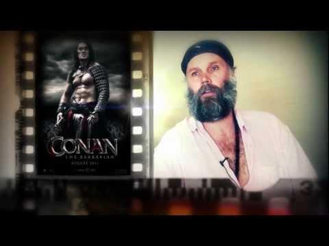 Conan The Barbarian (2011) NEW Cast & Crew Interviews