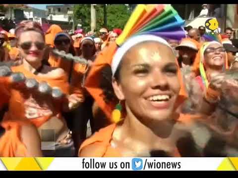 Rio Carnival kicks off; block parties across Rio De Janeiro