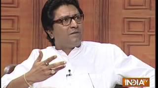 Raj Thackeray explains why he opposes influx of Bihar, UP people in Aap Ki Adalat thumbnail