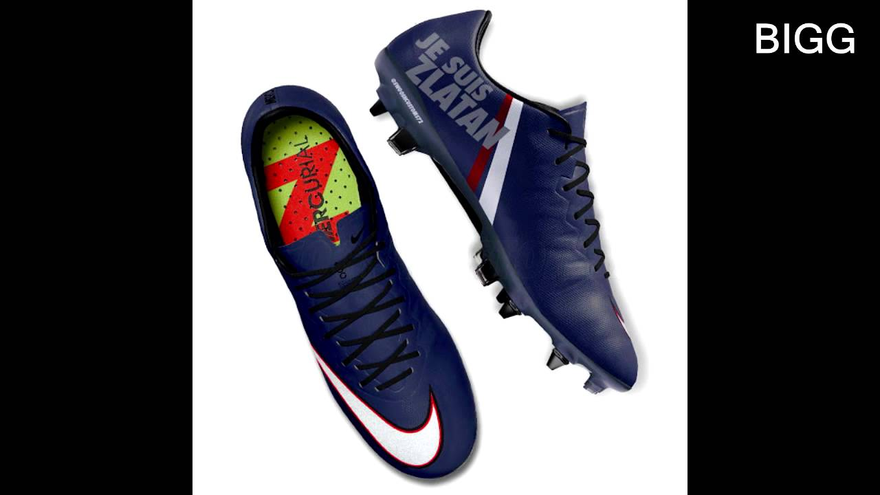 save off 43fed bb100 Zlatan For Paris Pray Youtube Special Boots Nike rIxBqw6rZ1