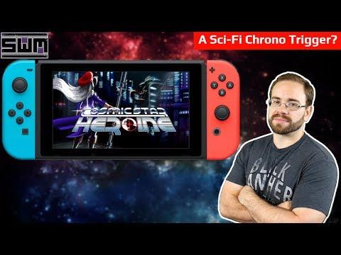 Cosmic Star Heroine Nintendo Switch  A SciFi Chrono Trigger?