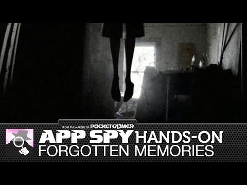 Forgotten Memories | iOS iPhone / iPad Hands-On - AppSpy.com
