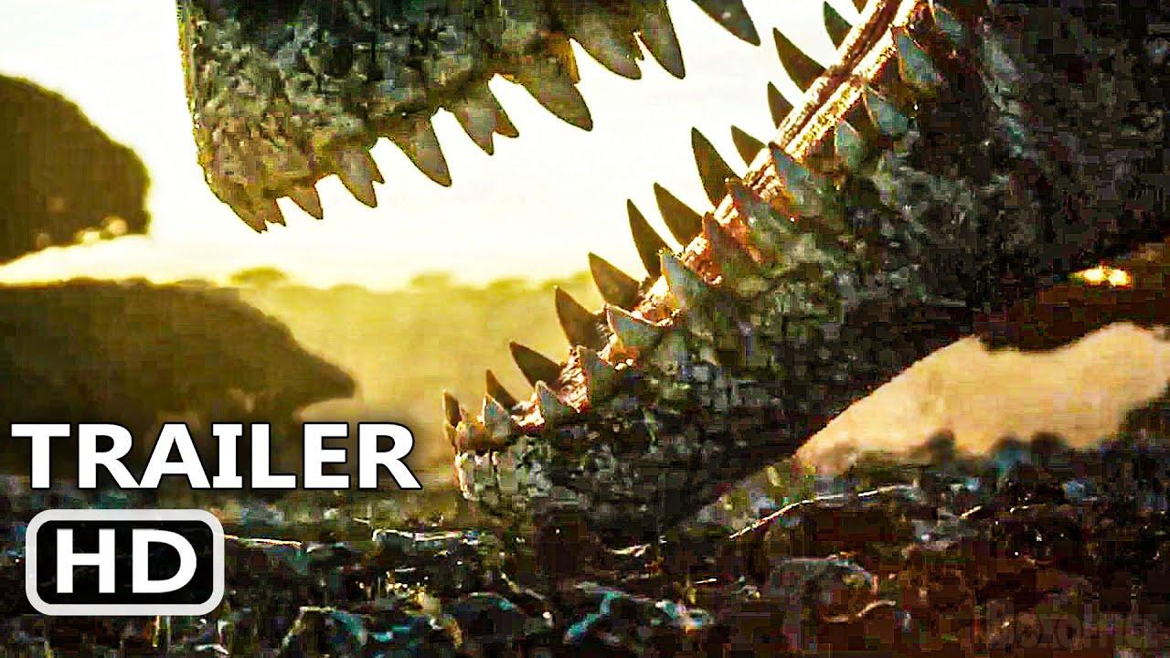 JURASSIC WORLD 3: DOMINION Teaser (2022)