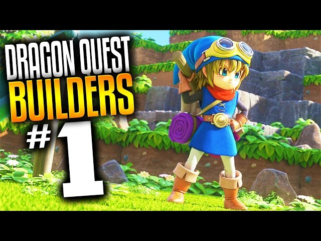 Dragon Quest Builders (видео)