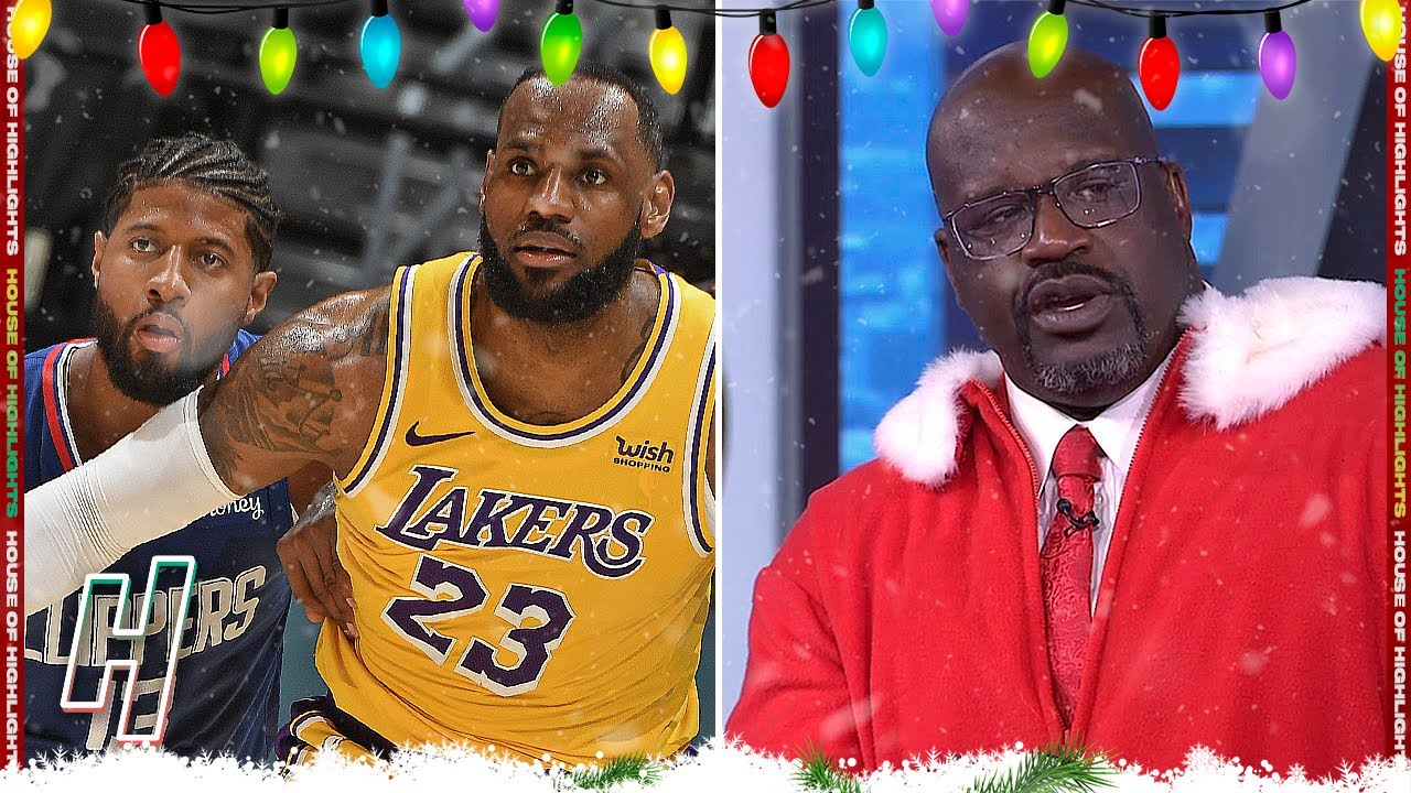 Inside the NBA Reacts to Clippers vs Lakers Season Opener | December 22, 2020