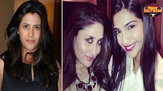 Ekta Kapoor Backs Out From Kareena - Sonam Starrer 'Veere Di Wedding'   Bollywood News