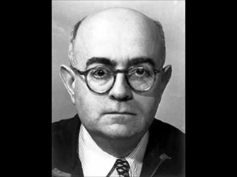 Theodor W Adorno : Music in Radio