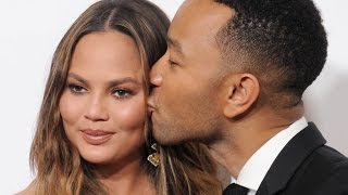 Strange Things About Chrissy Teigen And John Legend's Relationship