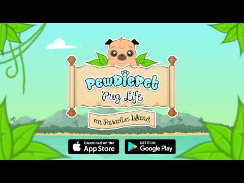 PewDiePet - Virtual Pet Game for iPhone and Android (Official Trailer)