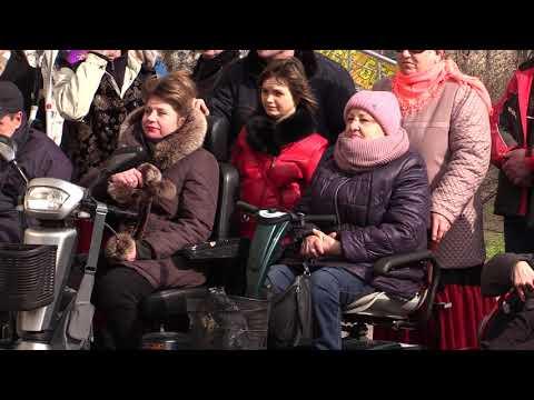 МТВ-плюс Мелитополь: Люди з інвалідністю провели зиму та зустріли весну