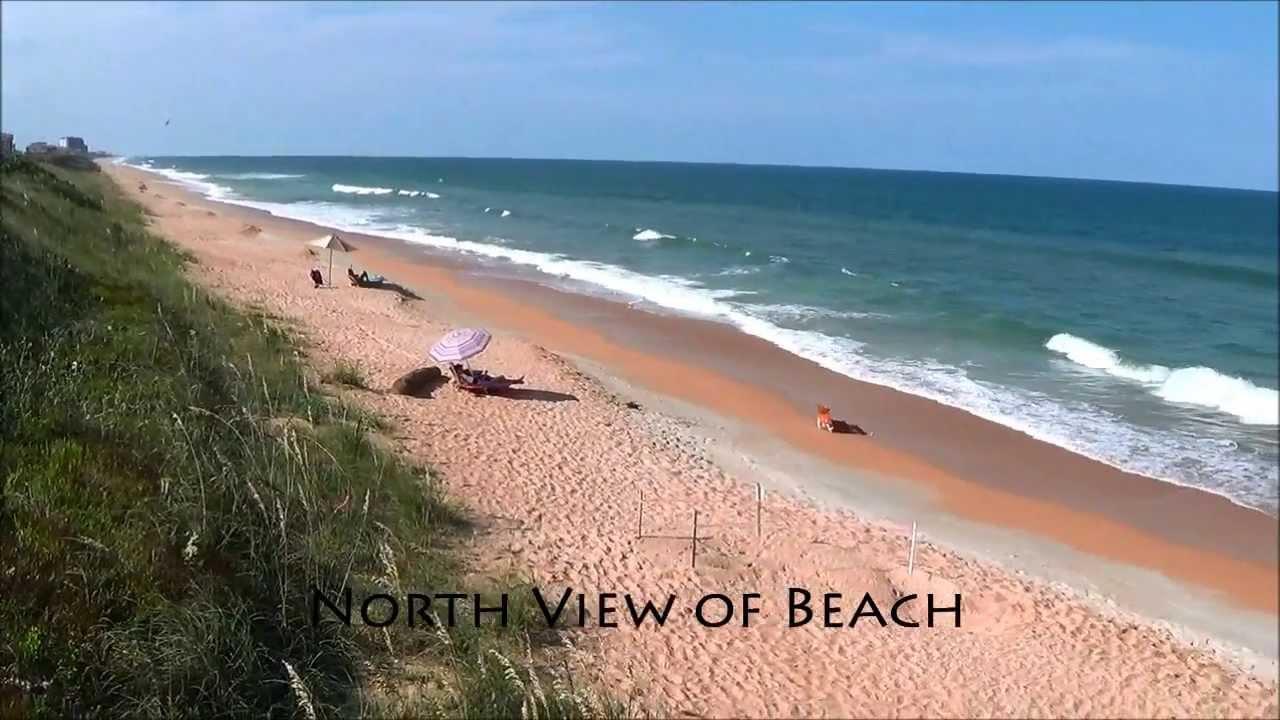 Varn Beach Park Palm Coast Florida Youtube