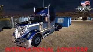 American Truck Simulator INTERNATIONAL LONESTAR