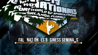 2019 Fall Nationals | Business Seminar Series | ATA Martial Arts