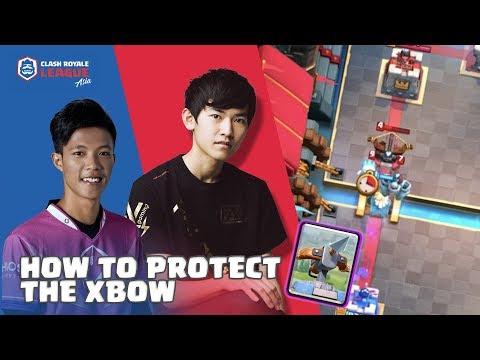 UNTOUCHABLE X-BOW! | JayTV vs Yakitori | CRL Asia