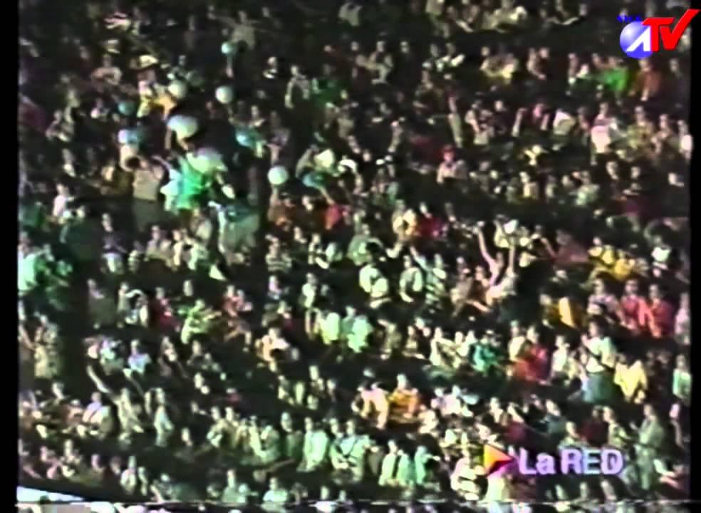 Biby Gaytan Tan solo una mujer en siempre en domingo 1991