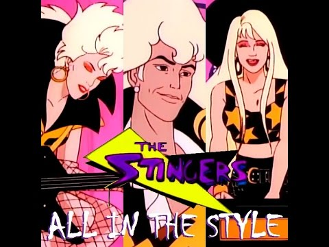 The Stingers - ALL IN THE STYLE (full album - part 3/4)