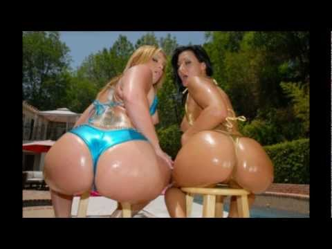 Juicy Black Soft Booty Hoes 60