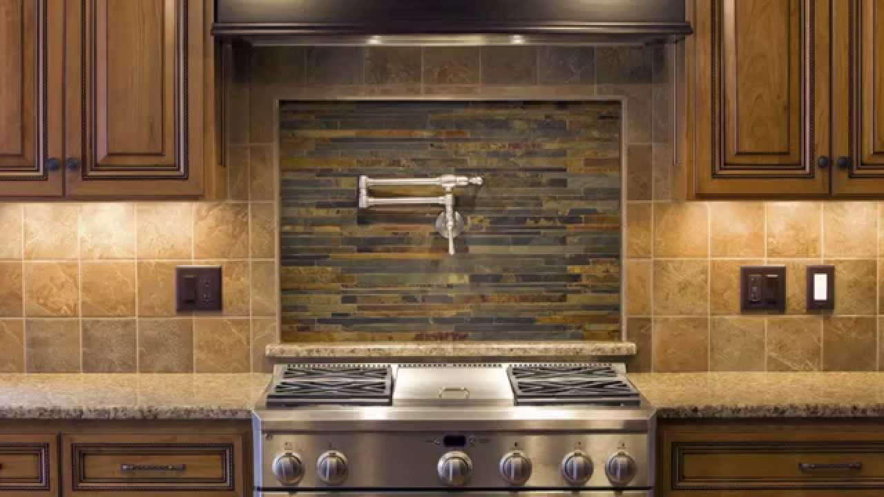 mosaic backsplash kitchen multi pendant lighting musselbound adhesive tile mat available at lowe s youtube