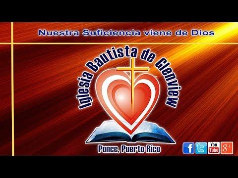 Iglesia Bautista de Glenview - Nuestra Suficiencia Viene de Dios